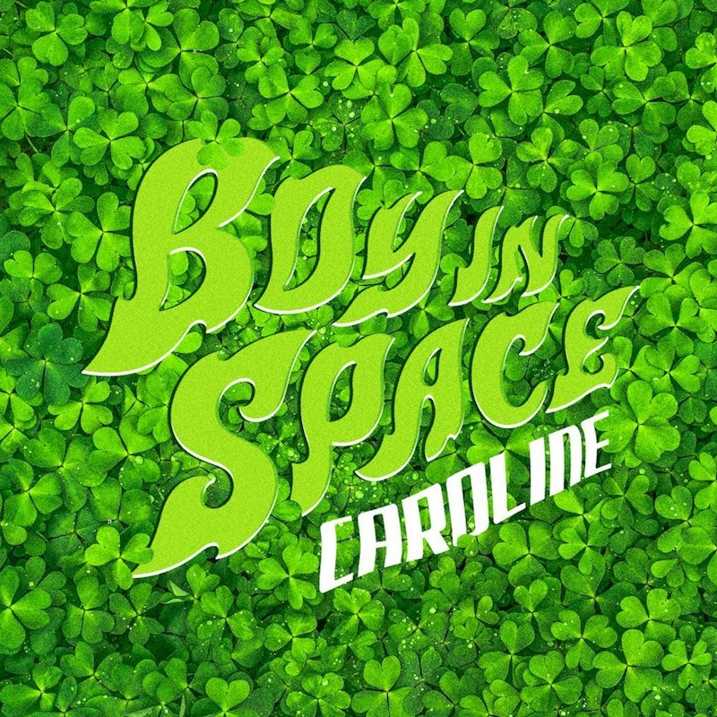 "Boy In Space - ""Caroline"" cover"