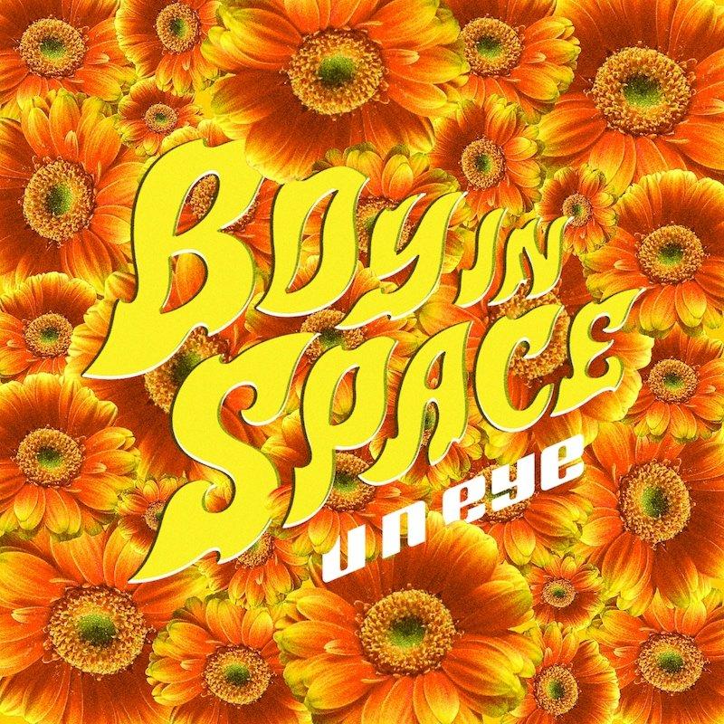 "Boy In Space - ""u n eye"" cover"