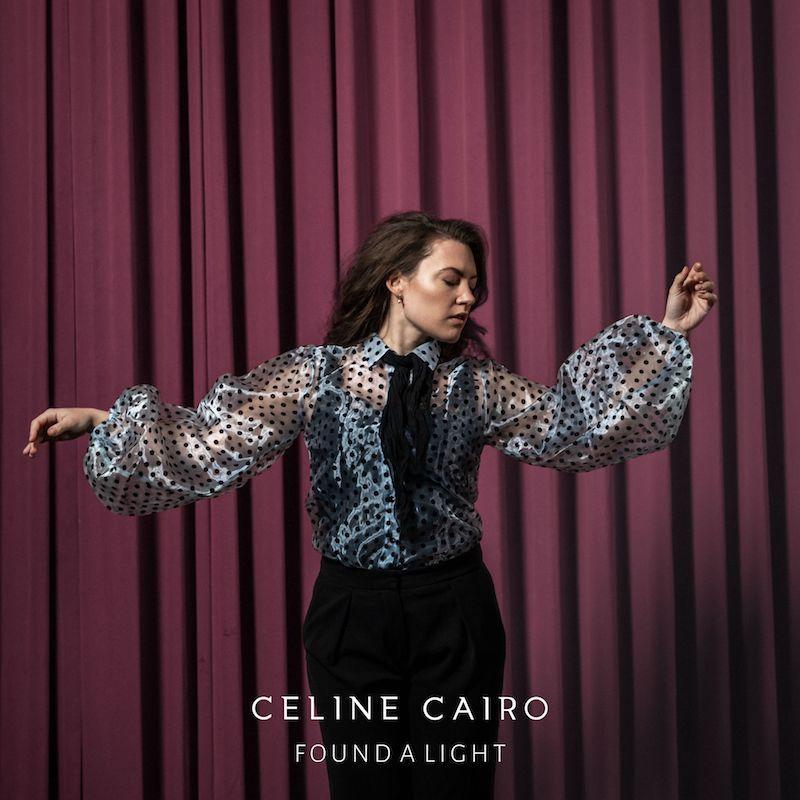 """Celine Cairo - """"Found a Light"""" cover"""