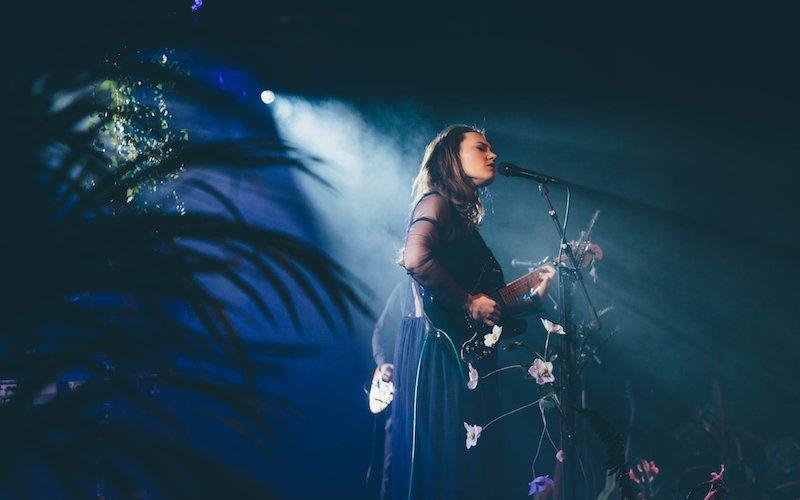 Celine Cairo performing