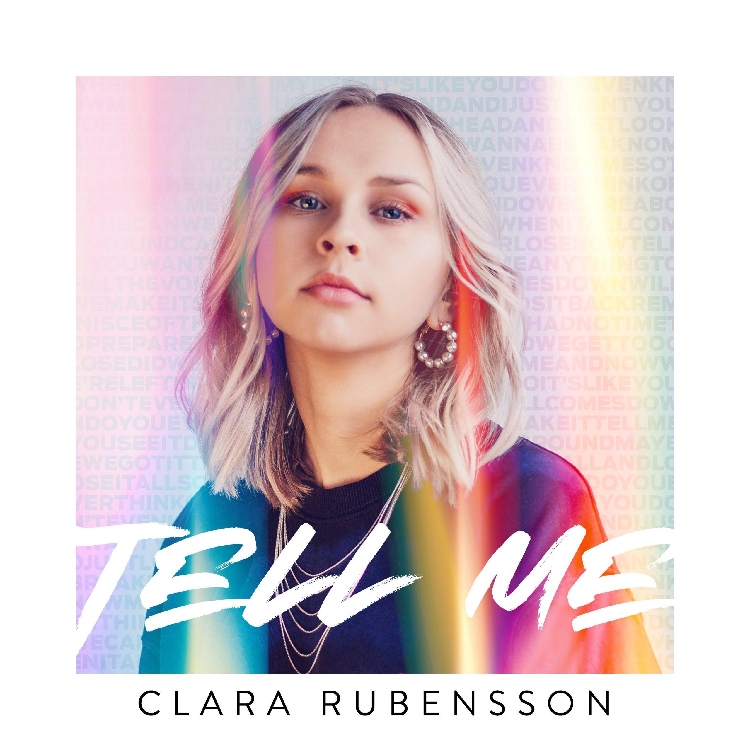 "Clara Rubensson - ""Tell Me"" cover"