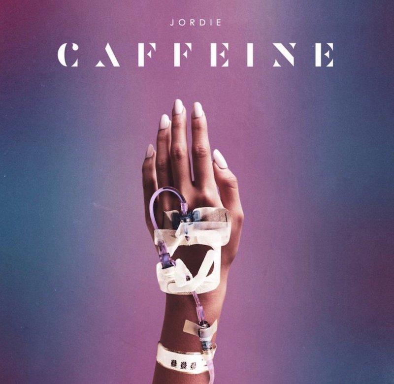 """Jordie - """"Caffeine"""" cover"""