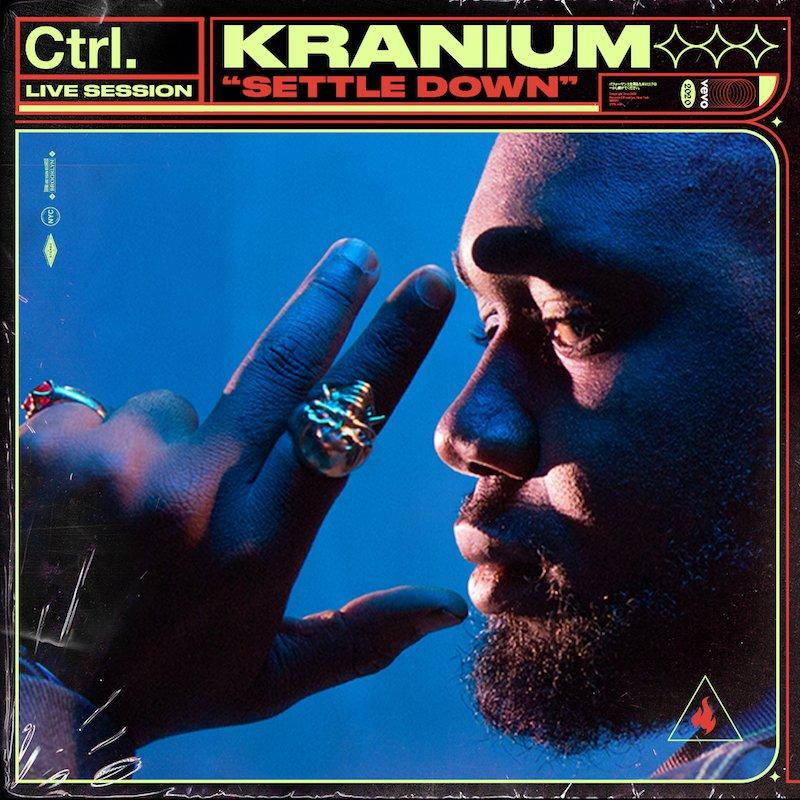 "Kranium - ""Settle Down"" Vevo Ctrl session"