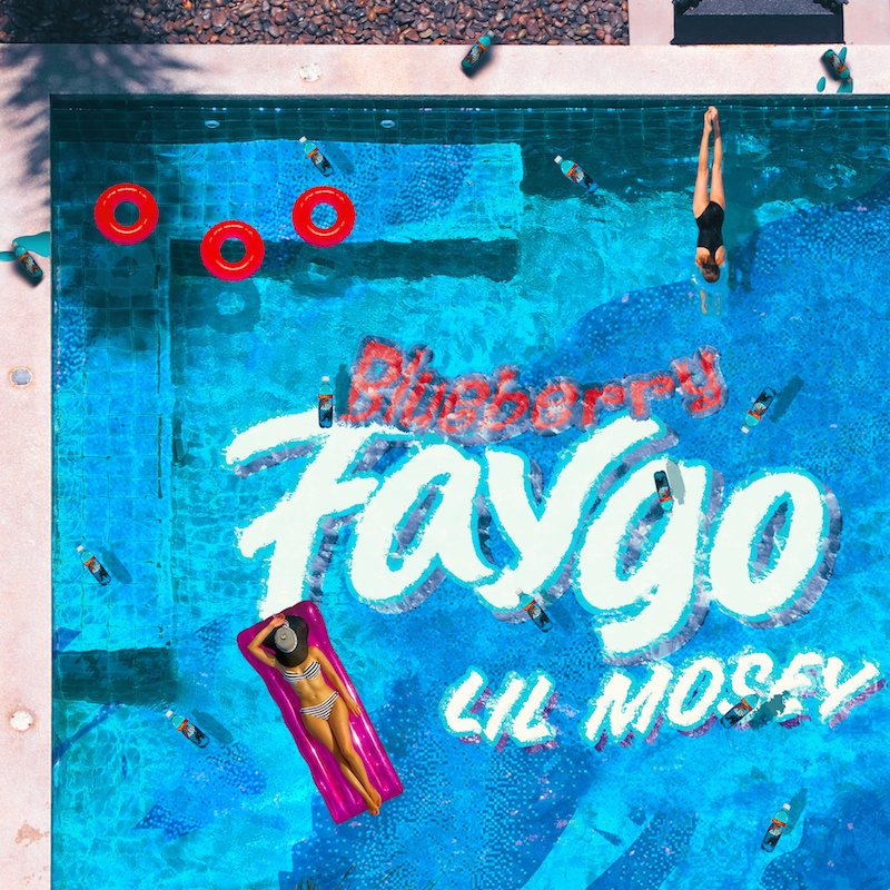 """Lil Mosey - """"Blueberry Faygo"""" cover"""