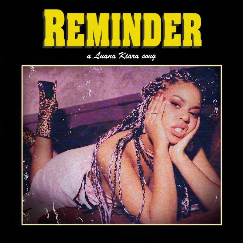 "Luana Kiara - ""Reminder"" cover"