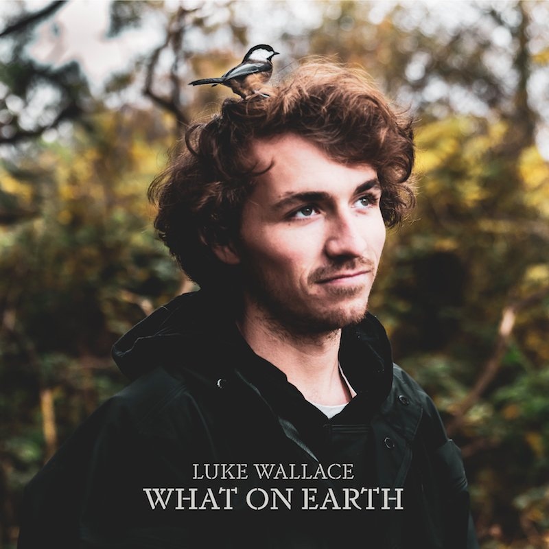 """Luke Wallace + """"What on Earth"""" cover"""