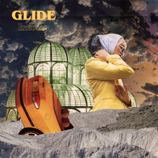 """Lxandra - """"Glide"""" cover"""