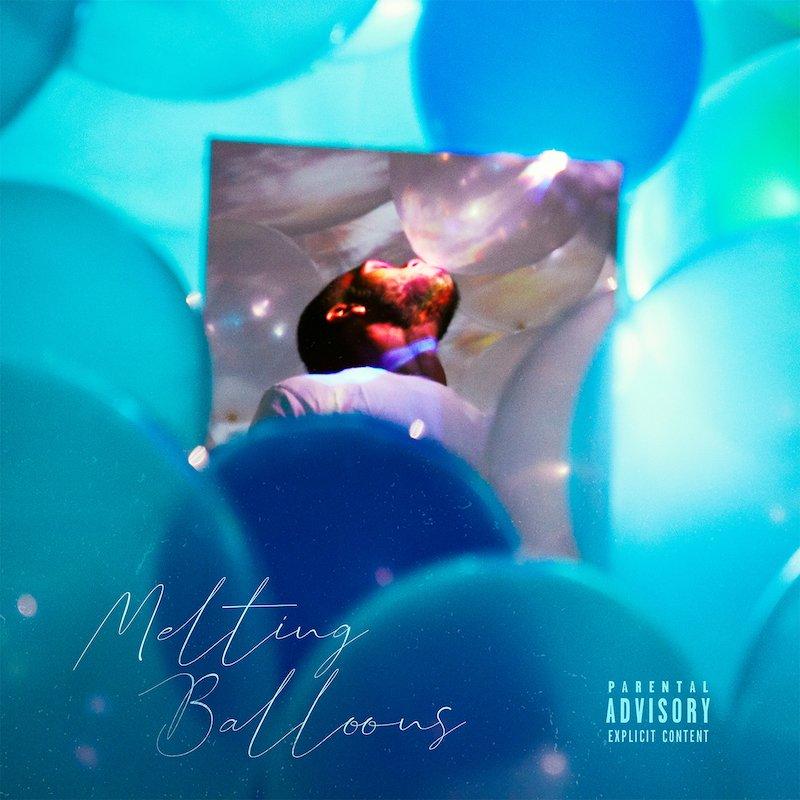 Mikano - Melting Balloons cover