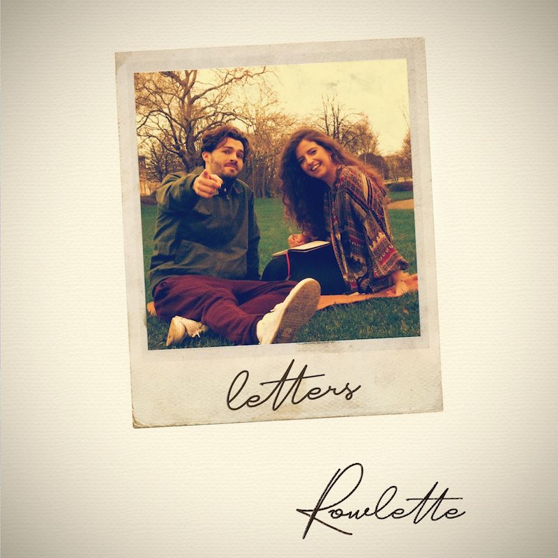"""Rowlette - """"Letters"""" covers"""