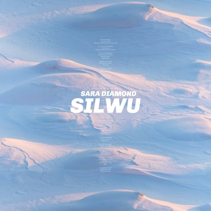 """Sara Diamond - """"S.I.L.W.U."""" cover"""
