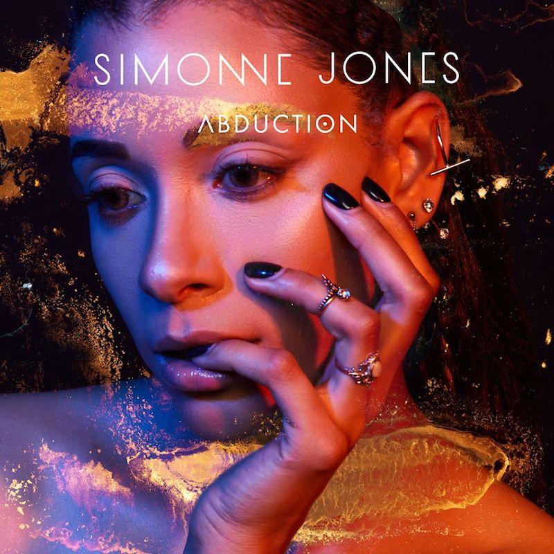 "Simonne Jones - ""Abduction"" cover + photo by Photographer Meech213"