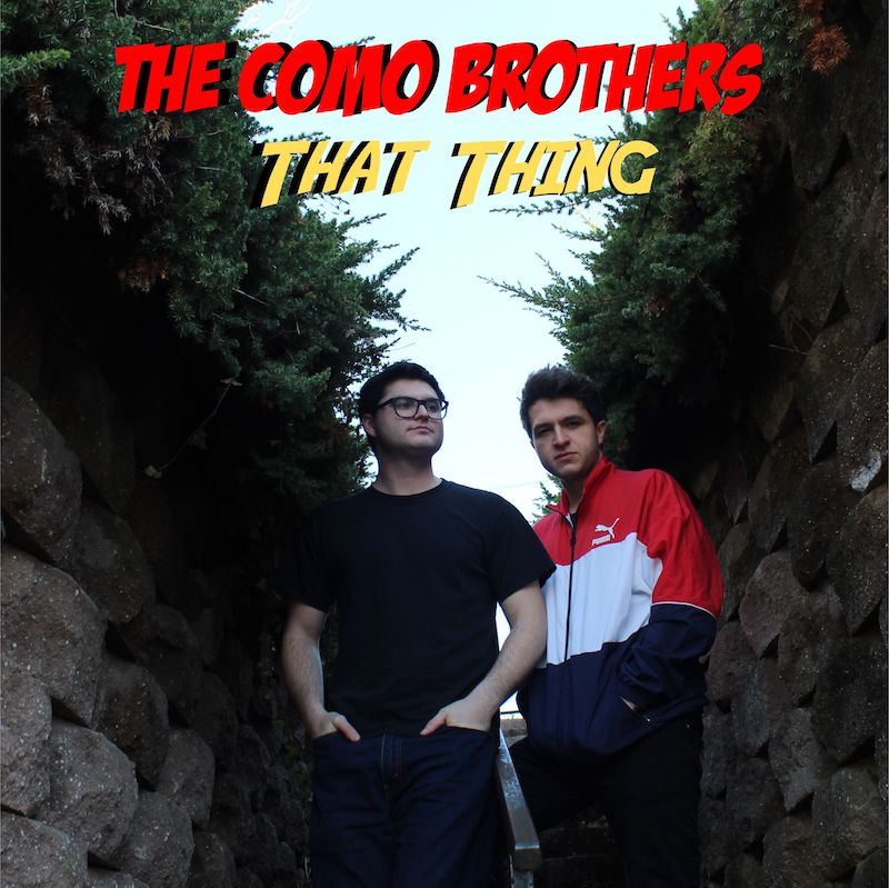 "The Como Brothers - ""That Thing"" cover"