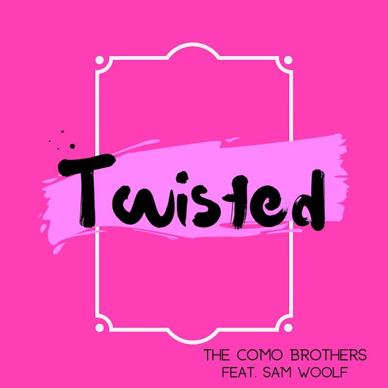 """The Como Brothers - """"Twisted"""" cover"""