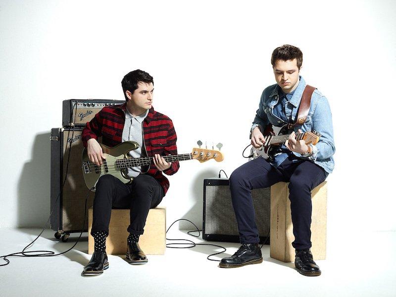 The Como Brothers press photo