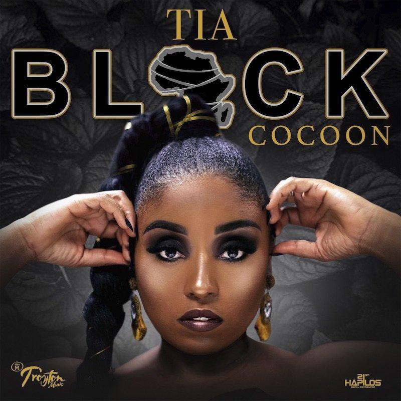 "Tia - ""Black Cocoon"" cover"