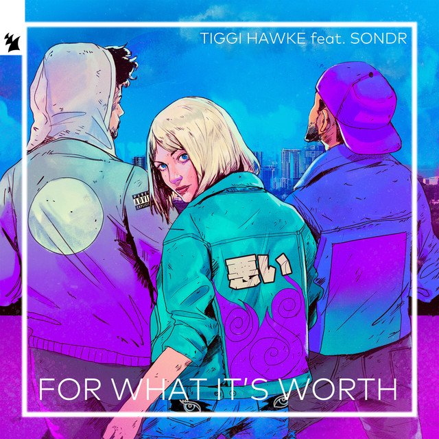 "Tiggi Hawke - ""For What It's Worth"" cover"