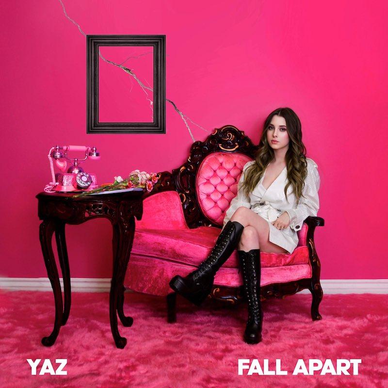 "Yaz - ""Fall Apart"" cover"