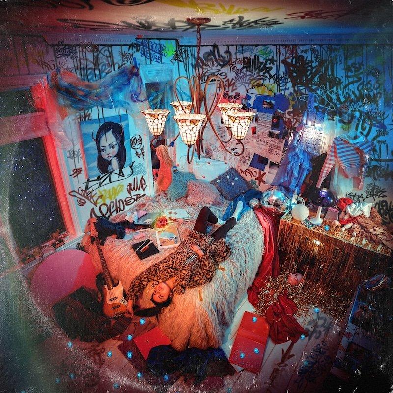 """renforshort - """"teenage angst"""" EP cover"""