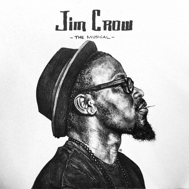 """Add-2 - """"Jim Crow the Musical"""" cover"""