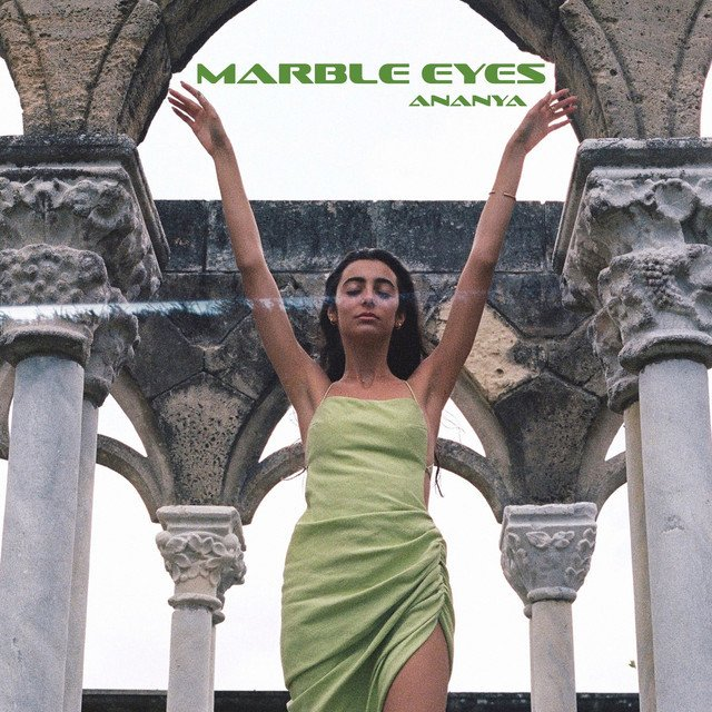 "Ananya - ""Marble Eyes"" cover"