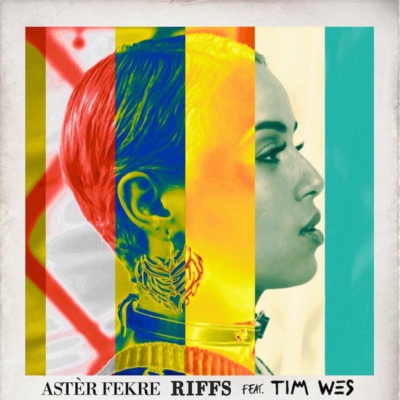 "Astèr Fekre - ""Riffs"" cover"