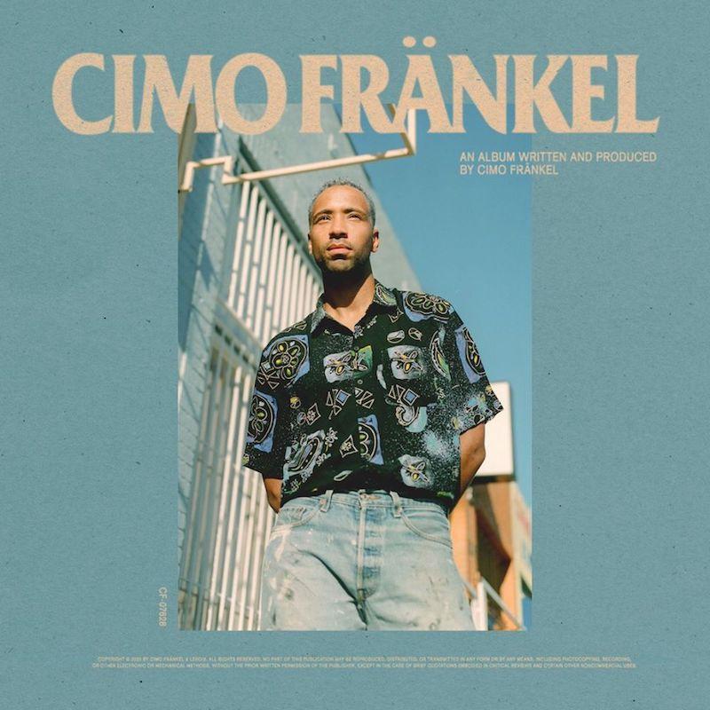 Cimo Fränkel album cover