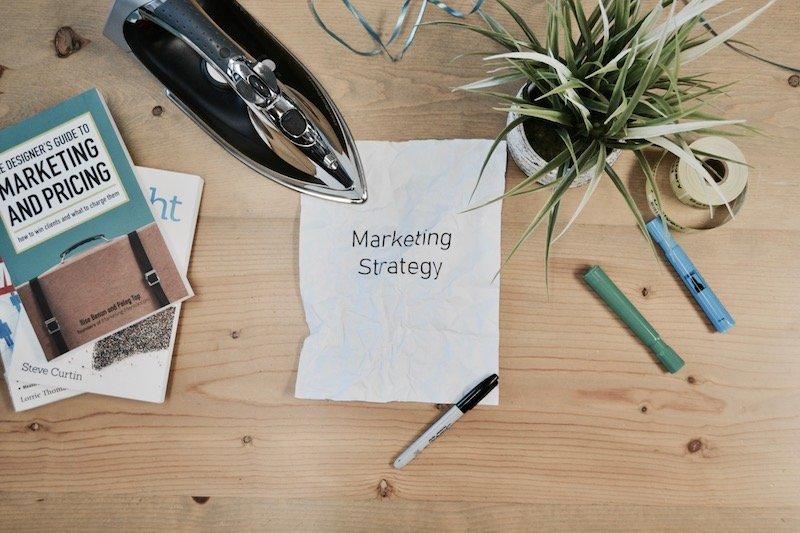 Effective marketing photo