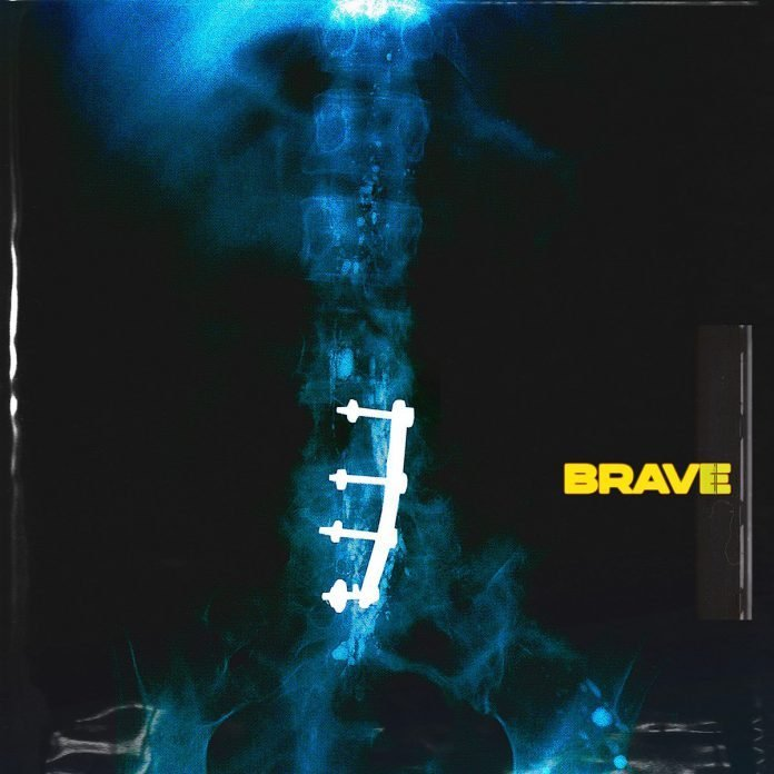 JOYRYDE - Brave album cover