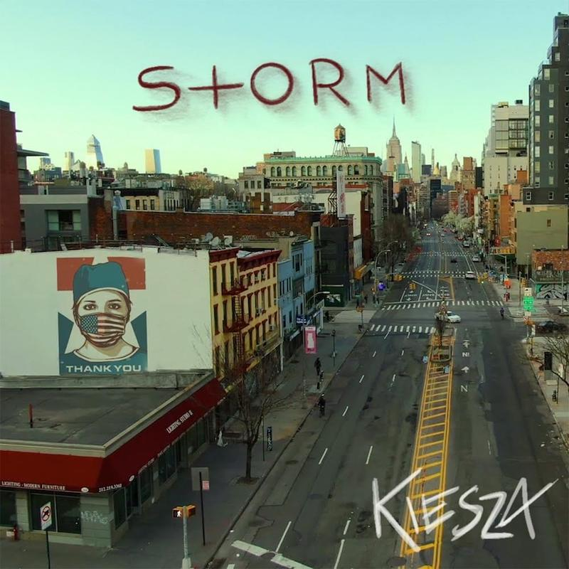"Kiesza - ""Storm"" cover"