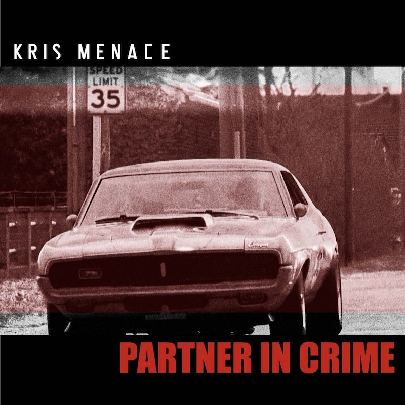 "Kris Menace - ""Partner In Crime"" cover"