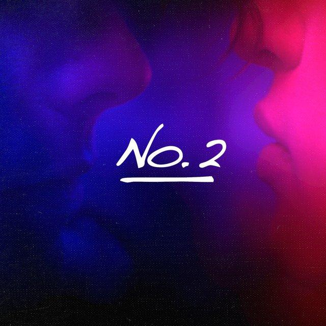 """LIZZ - """"No.2"""" cover"""