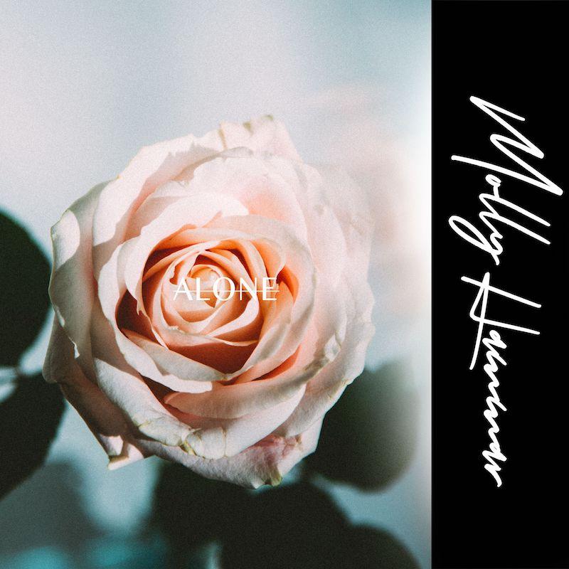 """Molly Hammar - """"Alone"""" cover"""