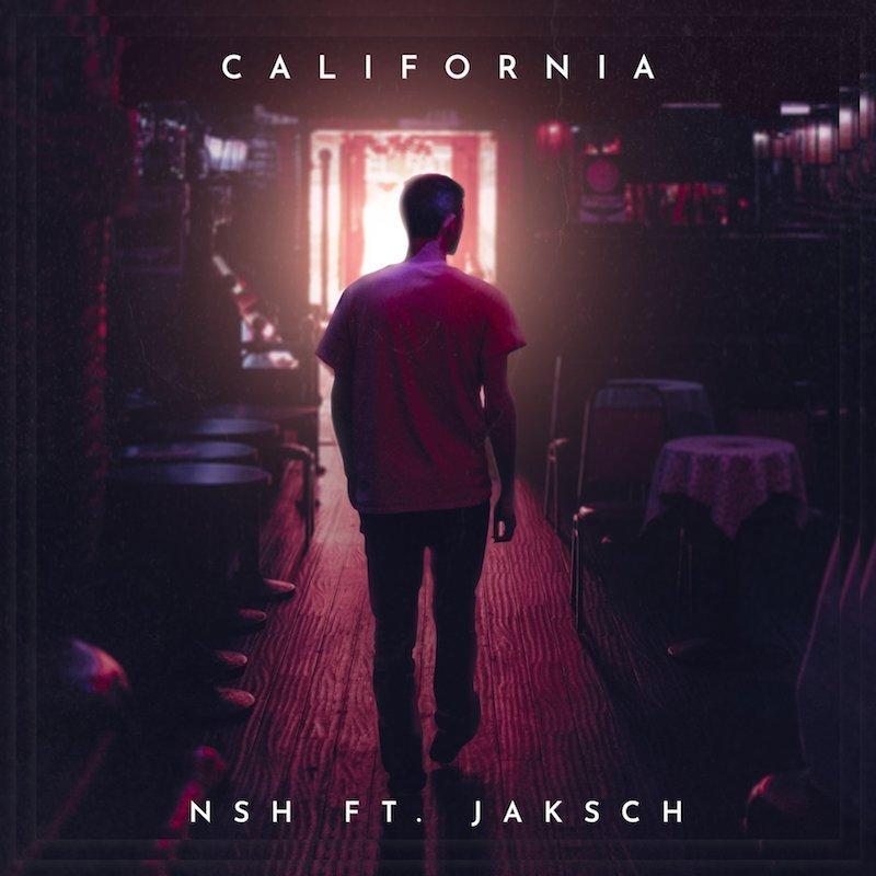 """NSH and Jaksch - """"California"""" cover"""