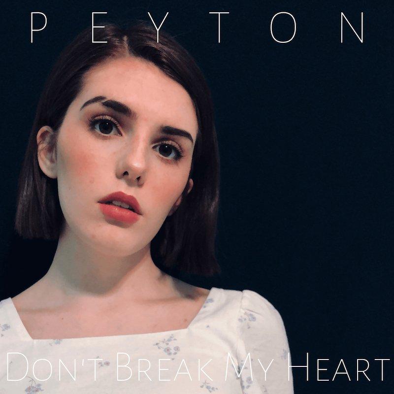 "Peyton McCarthy - ""Don't Break My Heart"" cover"