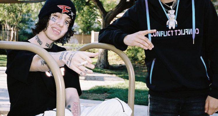 Rarri & Lil Xan press photo