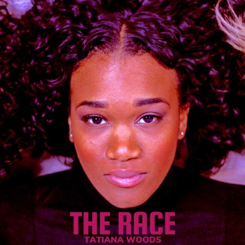 "Tatiana Woods - ""The Race"" EP cover"