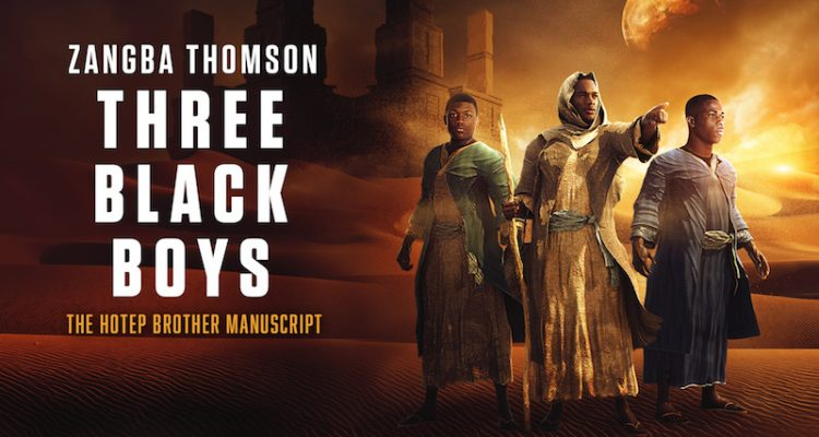 Three Black Boys - Banner 800 x 450