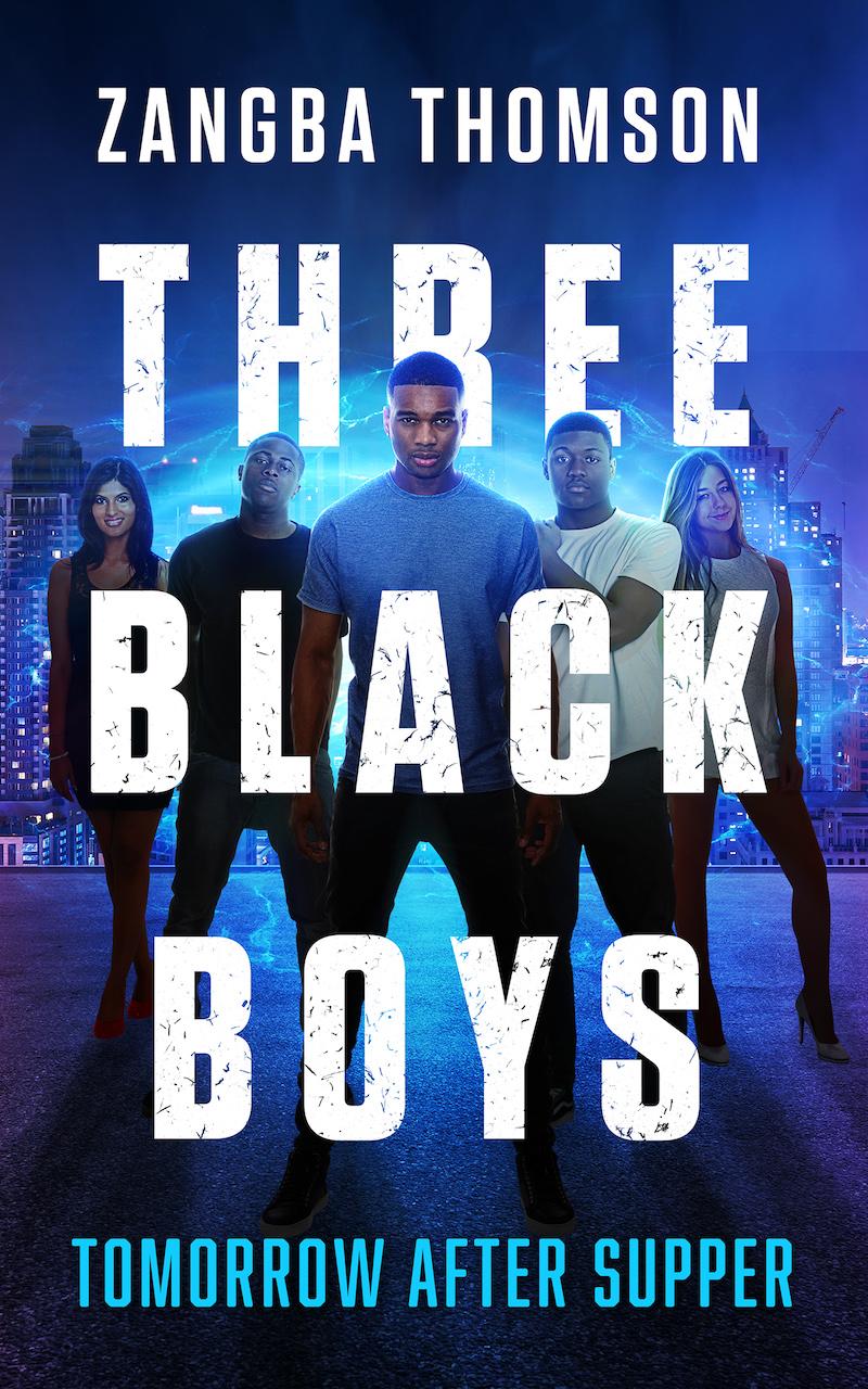 Three Black Boys - eBook small