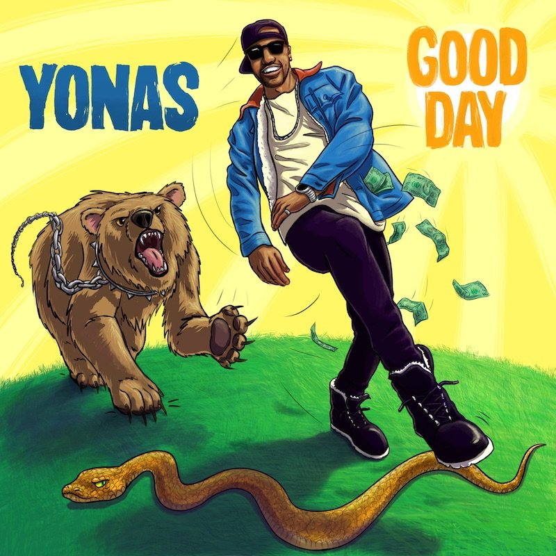 """YONAS - """"Good Day"""" cover"""