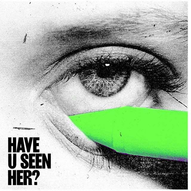 ALMA - Have U Seen Her? cover