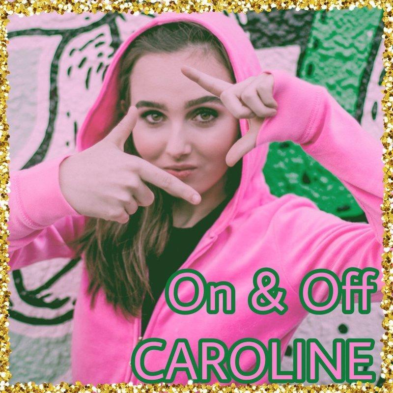 "CAROLINE - ""On & Off"" cover"