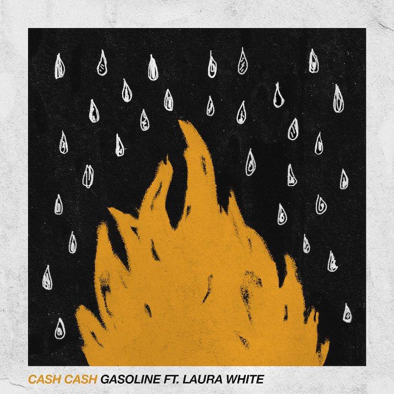 Cash Cash - Gasoline cover