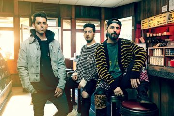 Cash Cash press photo by GUERIN BLASK