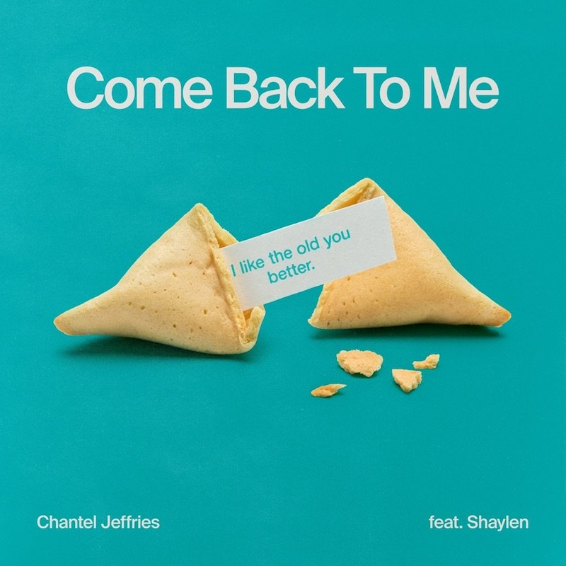 "Chantel Jeffries - ""Come Back to Me"" cover"