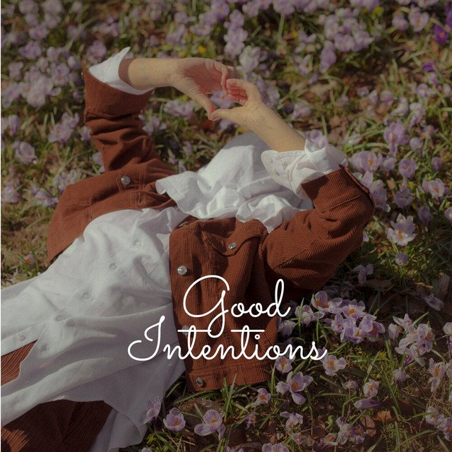 """D'Sound - """"Good Intentions"""" cover"""