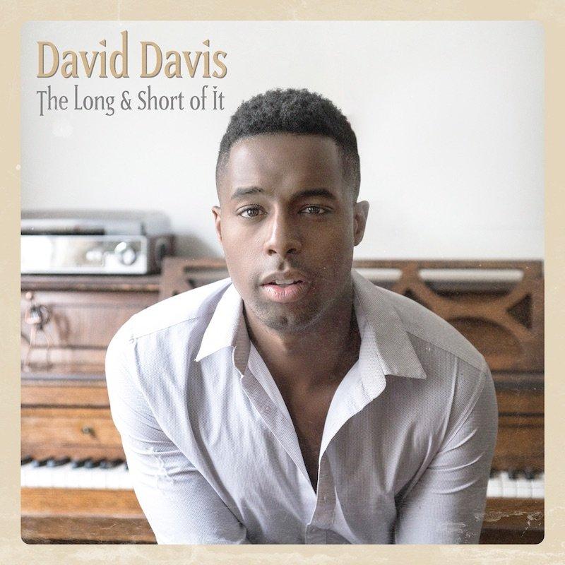 "David Davis - ""The Long & Short of It"" cover"