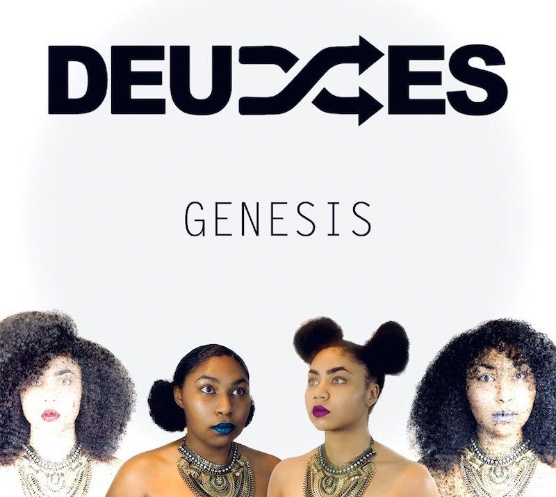 """Deuxes - """"Genesis"""" cover"""