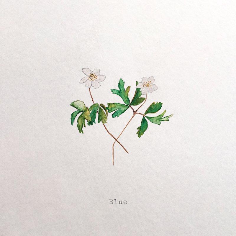 Elina - Blue cover