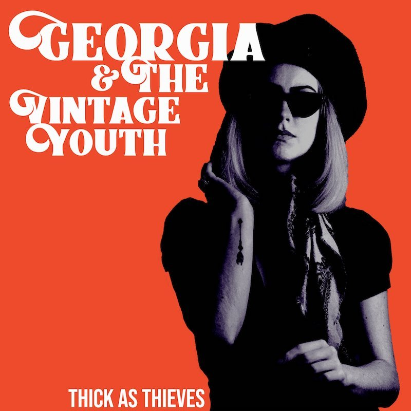 "Georgia & The Vintage Youth - ""Thick as Thieves"" cover"