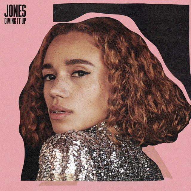 "JONES - ""Giving It Up"" cover"
